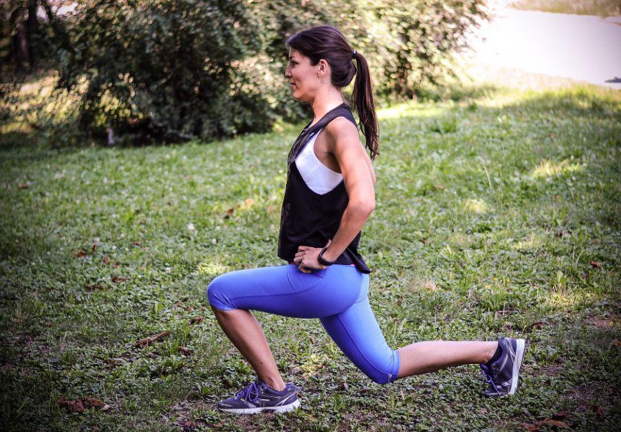 Otvoren Sajam fitnesa, proverite zdravstveno stanje