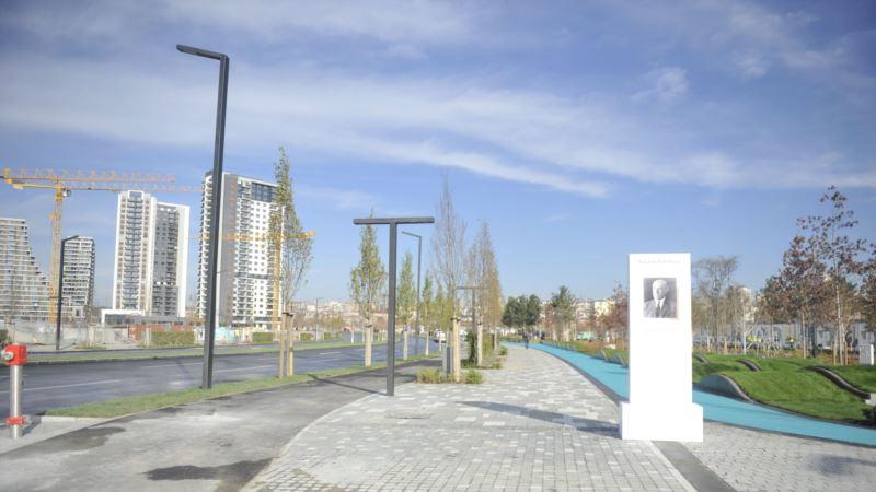 Otvoren deo bulevara Vudroa Vilsona u Beogradu