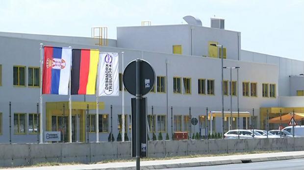 Otvoren pogon kompanije Kromberg i Šubert, Vučić obećao Kruševljanima nove fabrike