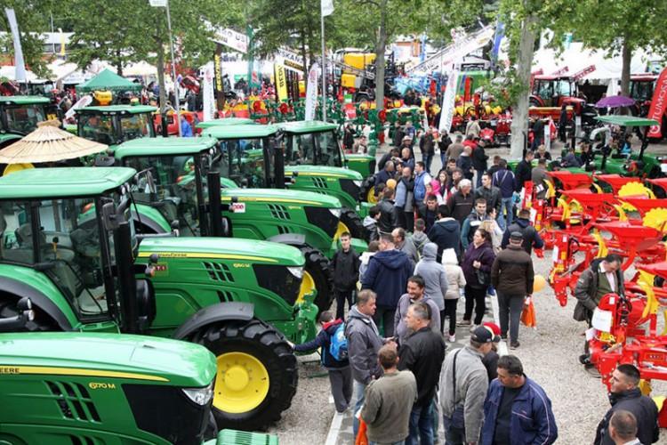 Otvoren poljoprivredni sajam u Novom Sadu