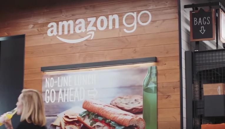 Otvoren prvi Amazonov supermarket bez kase