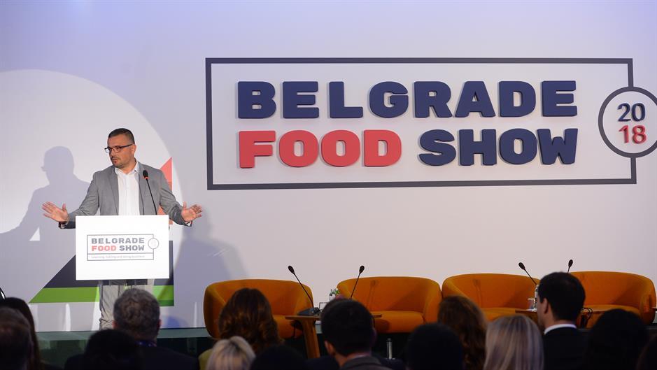 Otvoren prvi sajam visokokvalitetne hrane Belgrade Food Show