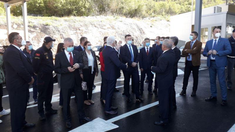 Otvoren zajednički granični prelaz između BiH i Crne Gore prema Nikšiću