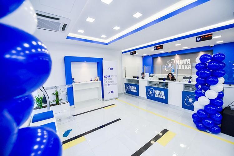 Otvorena filijala Nove banke u Mrkonjić Gradu