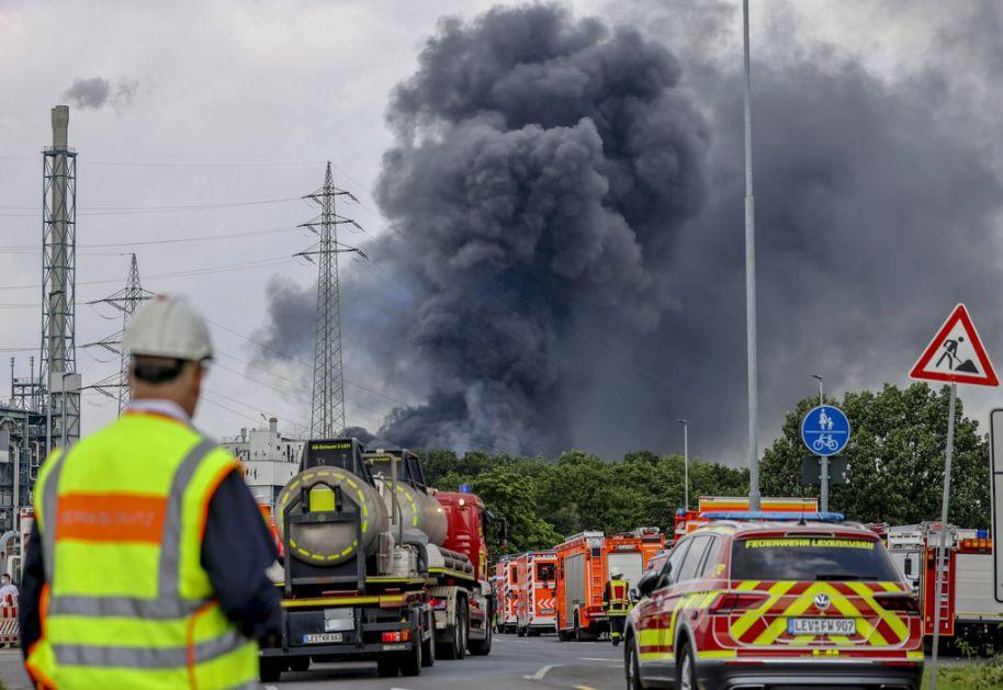 Otvorena istraga o eksploziji u Leverkuzenu