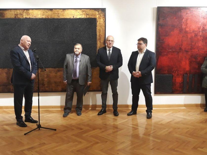 Otvorena izložba Dijalog u Sremskoj Mitrovici