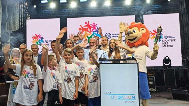 Otvorene Sportske igre mladih, karavan radosti kreće iz Priboja