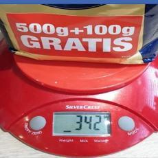 Ova fotografija izazvala je burne reakcije na društvenoj mreži: U pakovanju od 600 grama, ima 342 GRAMA KAFE?!