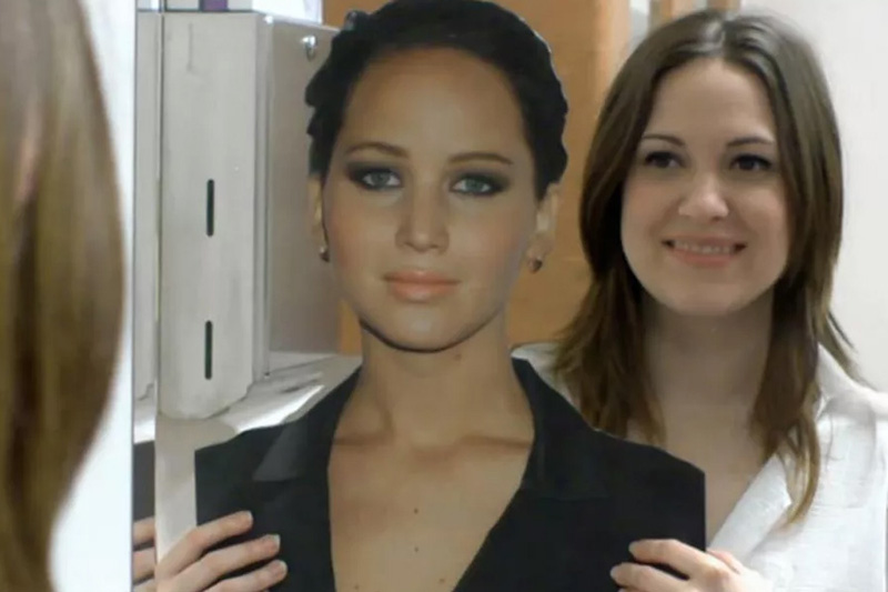 Ova žena je potrošila 25.000 dolara kako bi izgledala poput Jennifer Lawrence