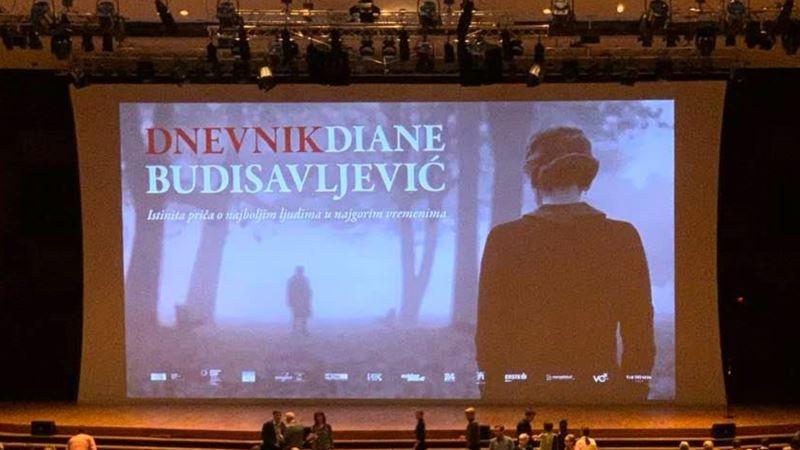Ovacije na zagrebačkoj premijeri filma Dnevnik Diane Budisavljević