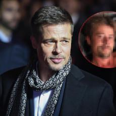 Ovaj GRAĐEVINAC je dvojnik Breda Pita: Prolazi kroz PAKAO jer liči na poznatog glumca, zbog toga se i RAZVEO!