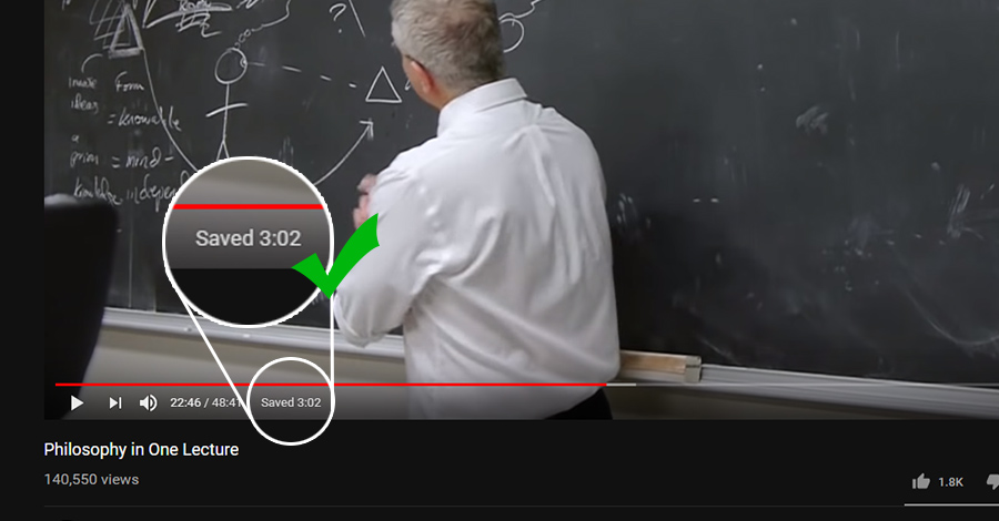 Ovaj dodatak će vam uštedeti minute na Youtube snimcima
