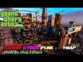 Ovaj mod GTA 5 pretvara u Night City iz Cyberpunka 2077 VIDEO