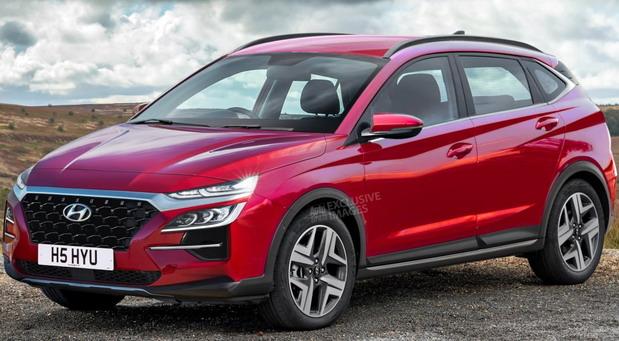 Ovako bi mogao da izgleda Hyundai Bayon