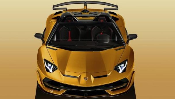 Ovako bi mogao da izgleda Lamborghini Aventador SVJ Roadster