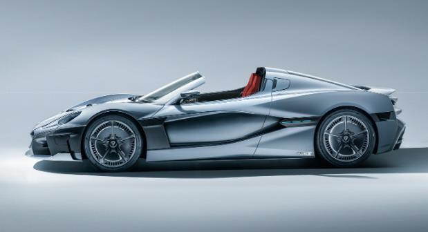 Ovako bi mogao da izgleda Rimac Roadster
