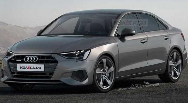 Ovako bi mogao da izgleda novi Audi A3 Sedan
