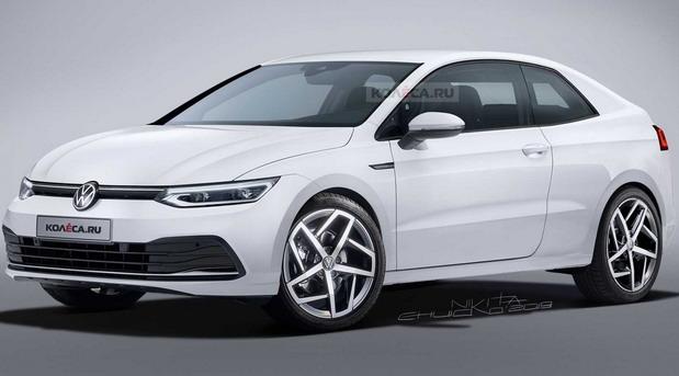 Ovako bi mogao da izgleda novi Volkswagen Corrado