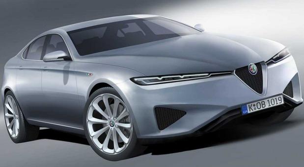 Ovako bi mogla da izgleda nova Alfa Giulia
