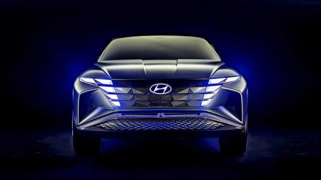 Ovako će izgledati Hyundai SUV budućnosti FOTO