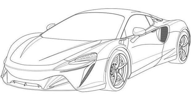 Ovako će izgledati McLaren hibridni model