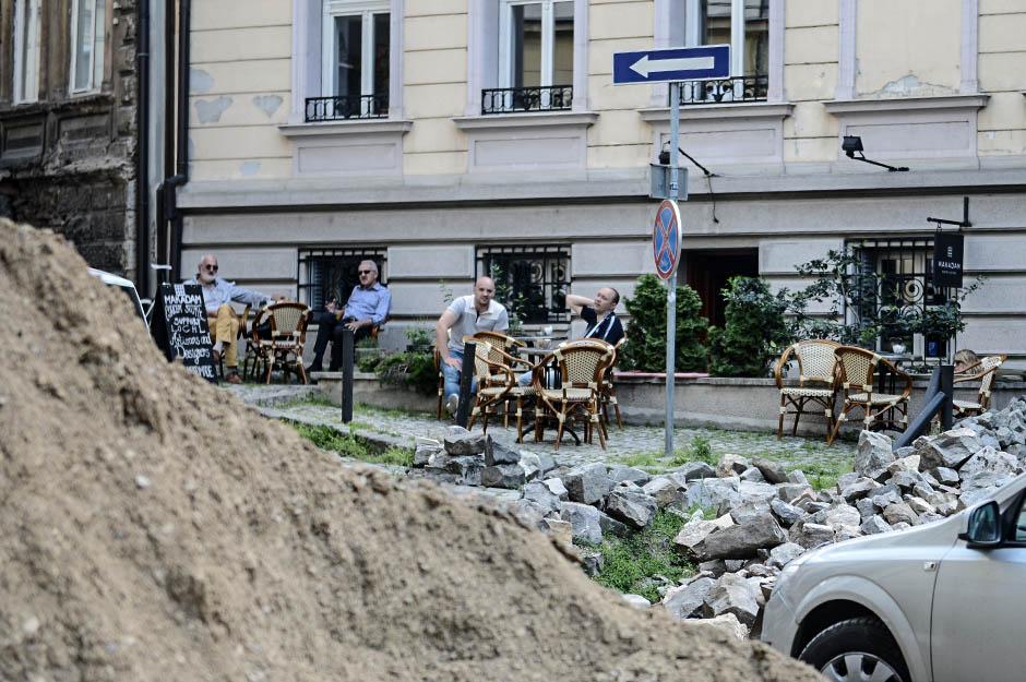 Ovako će izgledati pjacete u centru Beograda FOTO