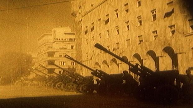 Ovako je izgledala prva parada posle oslobođenja Beograda
