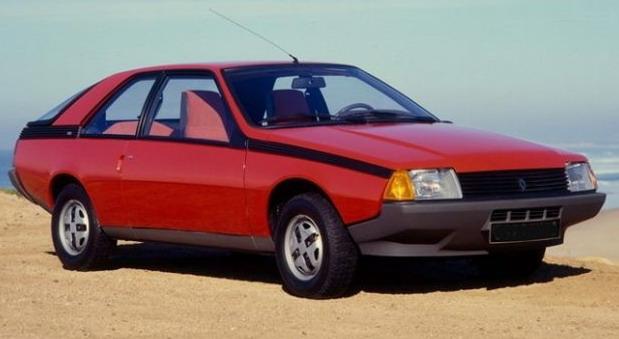 Ove godine Renault obeležava 40-godišnjicu modela Fuego