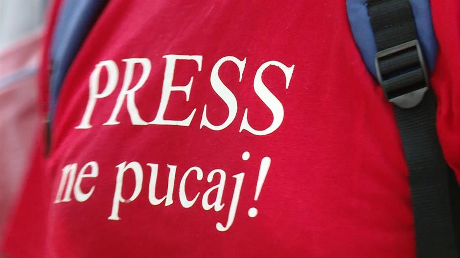 Ove godine na Zapadnom Balkanu 11 napada na novinare