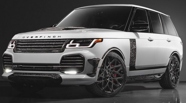 Overfinch Range Rover Velocity Final Edition