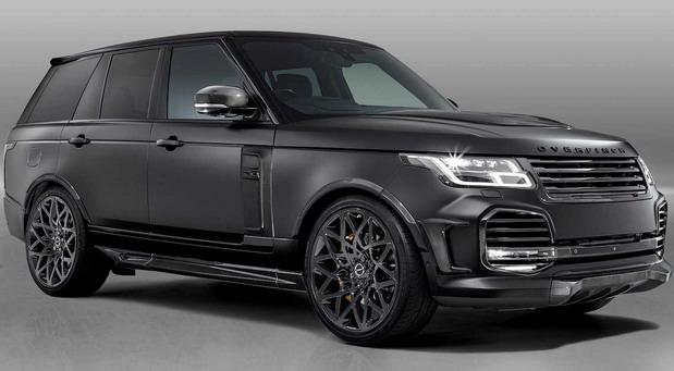 Overfinch Velocity Range Rover