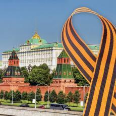 Ovo je Georgijevska lenta - simbol Rusije! Znate li zašto je NARANDŽASTO-CRNA i kako je povezana sa Srbima?