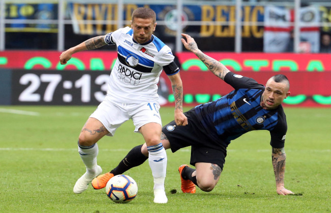 Ovo samo njemu može da padne na pamet, Naingolan šokirao Inter!