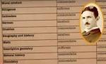 Ovo su srednjoškolske ocene NIKOLE TESLE: Ne možete ni pretpostaviti iz kog predmeta je najveći srpski um IMAO JEDINICU (VIDEO)