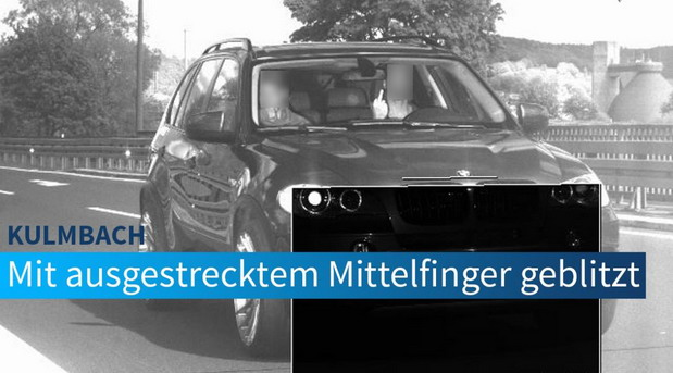 Ovo vam se može desiti na nemačkom autoputu: Kazna od 1.500 evra umesto 20 evra
