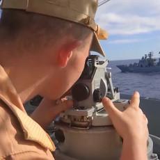 PACIFIČKA FLOTA UNIŠTILA NEPRIJATELJSKU PODMORNICU: Tihi okean svedočio moći ruske mornarice (VIDEO)
