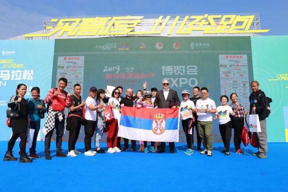 PADAJU NOVI REKORDI Unković: Više od 100.000 turista iz Kine dolazi na Beogradski maraton!