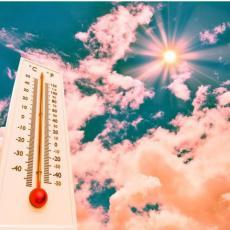 PAKLENE TEMPERATURE U MAĐARSKOJ: Ove godine doživeli četiri toplotna talasa, jul najtopliji ikada
