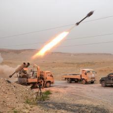 PAKLENI DAN U IDLIBU: Prva razmena vatre sirijske i turske vojske ove godine, Asadovi momci bore se lavovski