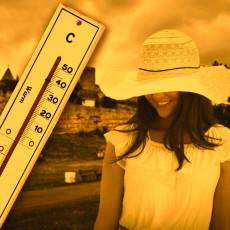 PAKLENI TALAS VRUĆINE STIGAO U SRBIJU: Temperature sutra lete u nebo, narednih dana pola Srbije u crvenom