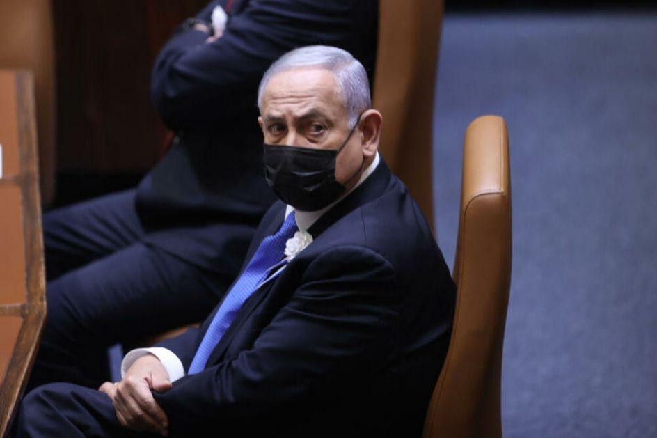 PAKUJE KOFERE Netanijahu mora da napusti premijersku rezidenciju do 10. jula