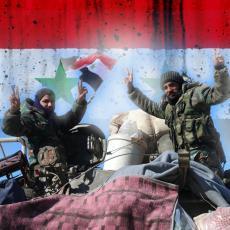 PALI OPASNI TERORISTI U PUSTINJI: Sirijski i ruski borci likvidirali na stotine džihadista, munjevita akcija oružanih snaga