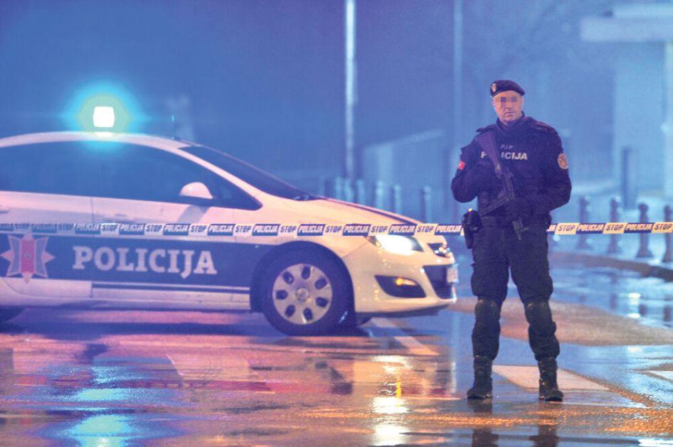 PALI ZBOG 350 KILA MARIHUANE: Policija uhvatila dve bezbednosno interesantne osobe iz Bara