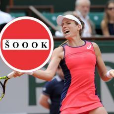 PANIKA NA MEČU U AMERICI: Trenutno PETNAESTA teniserka sveta prekinula meč ZBOG SRCA