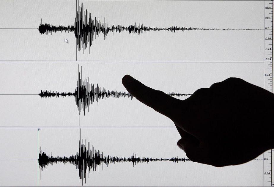 PANIKA U CIK ZORE: Potres jačine 3,3 Rihtera prodrmao područje Stoca