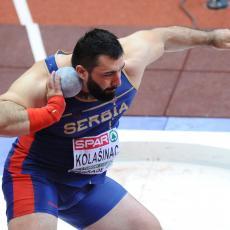 PAO NA TESTU: Rival Kolašinca pozitivan na doping, suspendovan sa igara u Tokiju