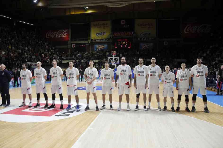 PAO NAM JE KAMEN SA SRCA: Košarkaši Srbije zadovoljni posle plasmana na Mundobasket (KURIR TV)