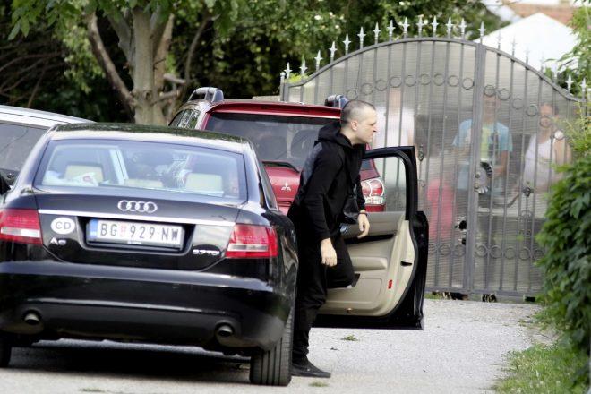 PAPARAZZO! Pogledajte kako je izgledao dolazak kući Zorana Marjanovića!