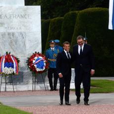 PARISKI MOND: Makron želi da ponovo pokrene francusko-srpske odnose!