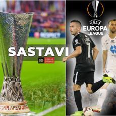 PARTIZAN GOSTUJE MOLDEU: Milošević presekao! Ovi igrači napadaju Ligu Evrope (SASTAVI)
